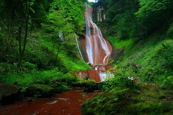 嫗仙の滝 onsennotaki