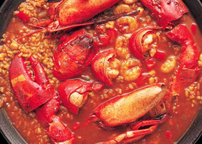 일본에서 열정적인 스페인요리를--Arroceria Sal y Amor