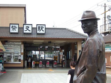 토라지로(寅次郎)의 고향-시바마타(柴又)