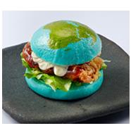 蓝色汉堡,藍色漢堡,Blue Burger