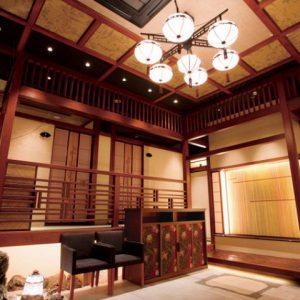日式裝修簡樸高雅,日式装修简朴高雅,a Japanese style which is simple but elegant
