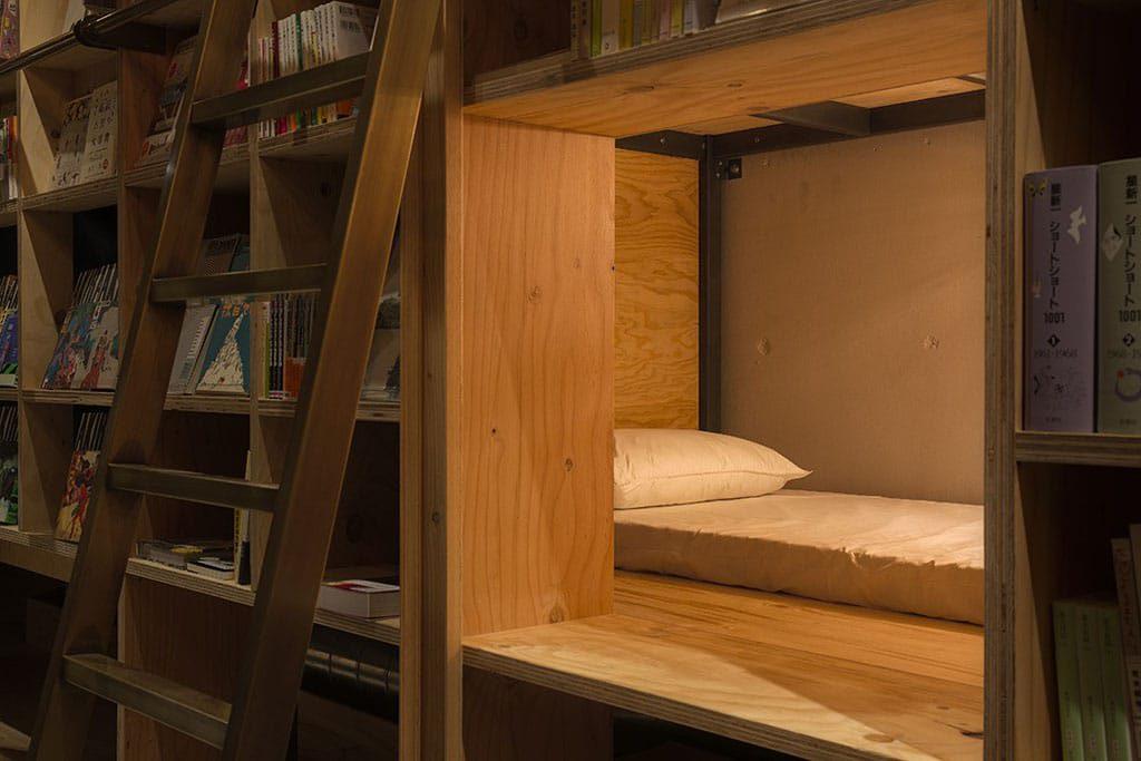 bookand bed, hotel, 書店, 酒店, 住宿
