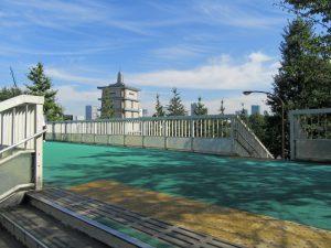 步道橋, 步道桥,the Hokou Bashi