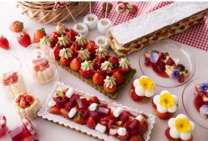 草莓甜點,草莓甜点,strawberry dessert