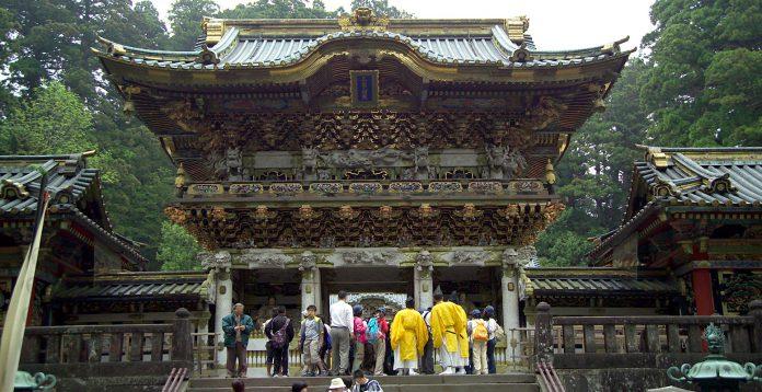World Heritage Nikkō Tōshō-gū世界遗产之日光东照宫 世界遺産之日光東照宮 세계문화유산 닛코 도쇼구