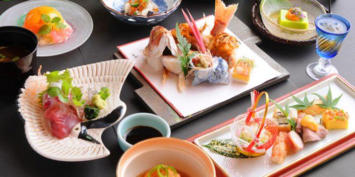 日本料理專門店