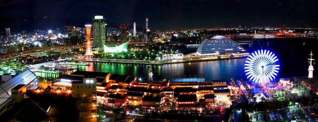 神戶, 世界三夜景, 日本