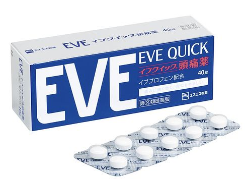 EVE QUICK Painkiller