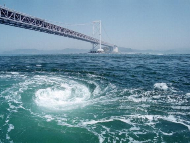 鸣门大桥,鳴門大橋,Naruto bridge