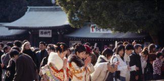 jinja, shrine, hatsumode