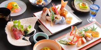 Japanese cuisine restaurants