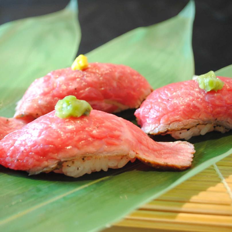 神戶牛吉祥吉sushi