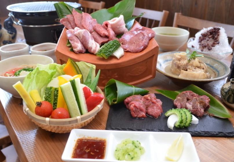 琉球燒肉course