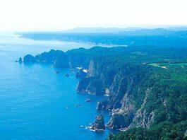 일본최고해안