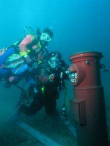 藏於大海深處的郵箱,藏于大海深处的邮箱