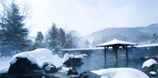 冬季溫泉之旅