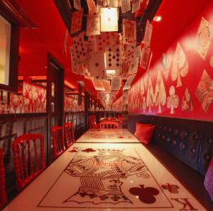 扑克牌餐桌,撲克牌餐桌,Poker table