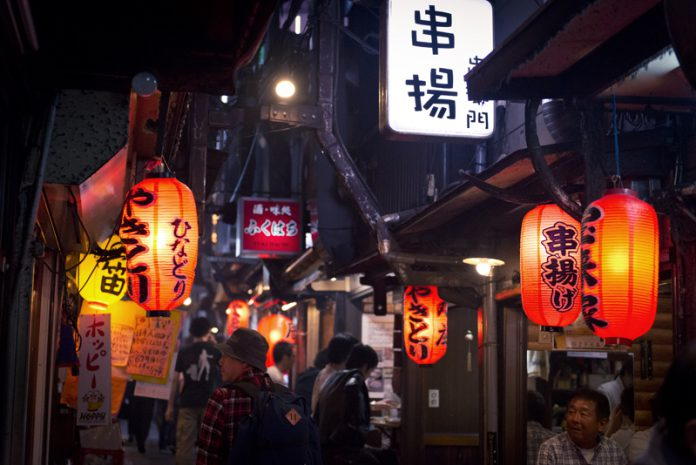 東京, 橫丁, tokyo
