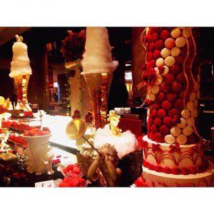 草莓甜點自助,草莓甜点自助,the strawberry dessert buffe