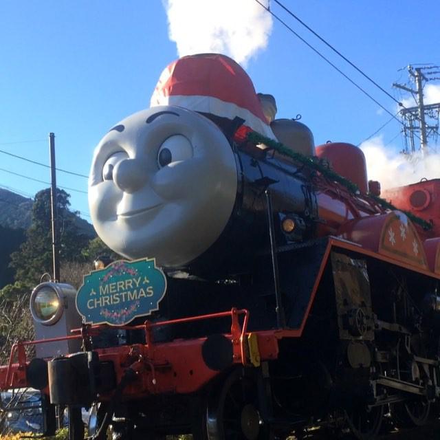 聖誕小火車, 特別版, 靜岡縣,thomas