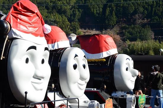 湯瑪士小火車, 靜岡, 聖誕