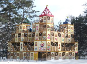 a toy park near the hotel,附近的玩具王國遊樂園,附近的玩具王国游乐园